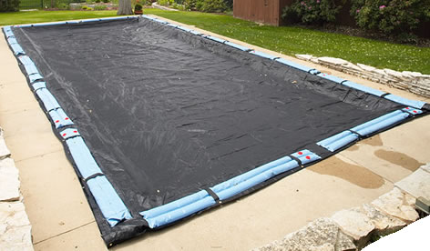 Safety cover for pool