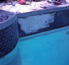 Pool Tile Repair Fix It Now Or Suffer Daddy
