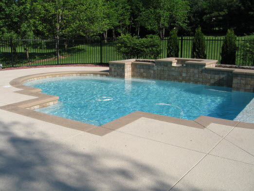 Concrete Pools: Positives and Negatives - Pool Daddy Pool ...
